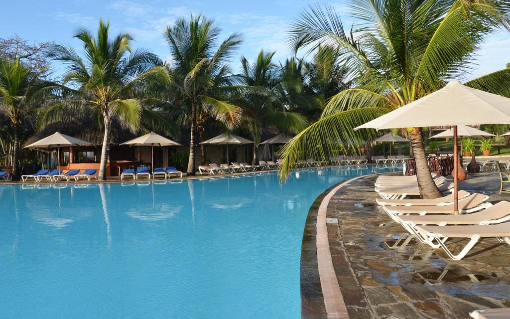 Baobab Beach Resort, Diani